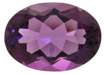 4566: 4.4ct Oval Amethyst Loose Stone, am2