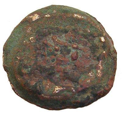 2270: Bronze Widows Mites Coin 103-76BC