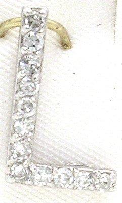 2556: 14KW Diamond L Initial