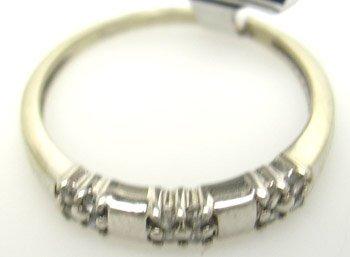 5403: 10KW Diamond Tri-Pave Band