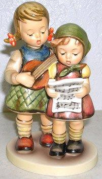 3426: Hummel Figurine Close Harmony by Goebel