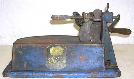 2847: Antique Potato Peeler