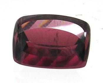 394: 5ct PinkTourmaline Rectangle Modified Cut