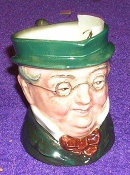 12000: Royal Doulton Mr. Pickwick Mug
