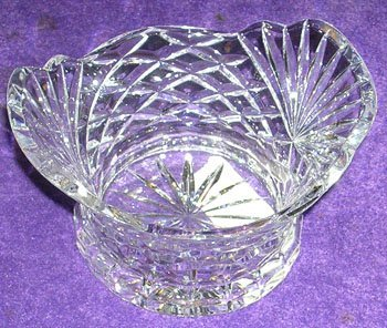 12009: Rogaska Crystal Bowl