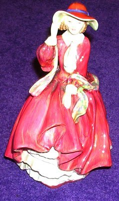 13001: Royal Doulton hand made - Top O The Hill
