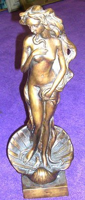 13005: Lovely Figural Bronze after Moreau