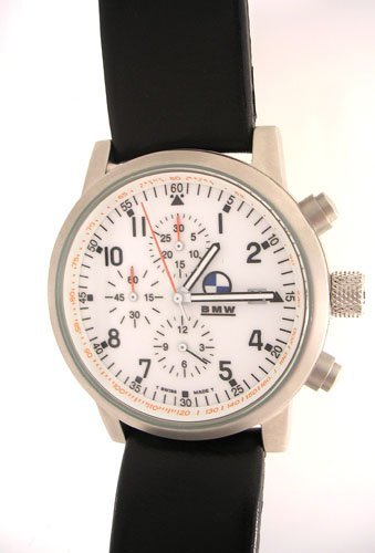 1146: BMW Chronograph TITANIUM Watch
