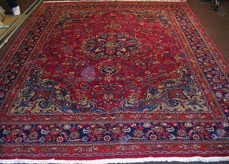 724C: Majestic Masterpiece Persian Mashad 13x10