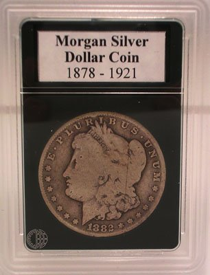 1615: 1882 US One Dollar Liberty Certified Coin