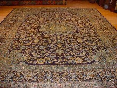 3295: SUPER FINE PERSIAN(CLASSIC)KASHMAR RUG 10x13