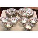 1920: Aynsley bengaltree porcelian dessert service for