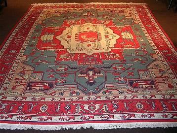 42001: Grand Persian Soumak Rug 11x8