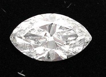 2024A: 3.09ct Diamond Mq SI3 G EGL Cert $26210 Laser dr