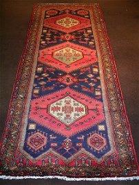 3402: Extraordinary Persian Zanjan Rug 10x4