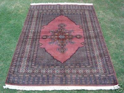 3601: Exotic New Pak Persian Rug 6 x 4