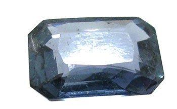6: 2.42ct HOT Ceylon Blue Sapphire E-Cut Loose