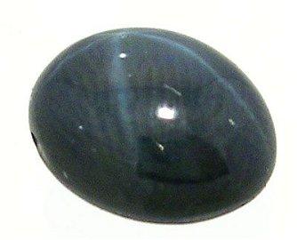 158: 19.25ct FINE Star Sapphire Cabachon 17x13mm Oval L