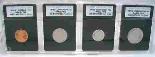1323: 1965-1985 Proof Sets excluding 1975