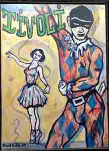 72001: Print of Original Mixed Media listed artist Krud