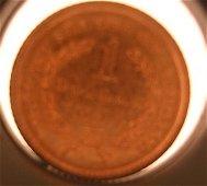 1401: 22KY $1 Liberty Coin c.1854