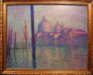 Reproduction of a Claude Monet Original