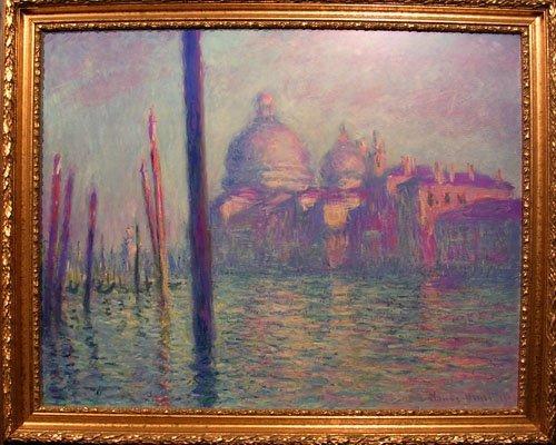 21012: Reproduction of a Claude Monet Original