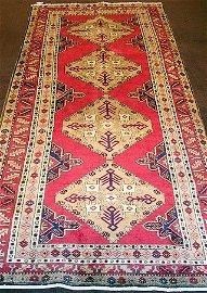 1148: High Quality Persian Ardabil Rug 10x4
