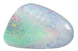 103: 4.43ct Firey 10x15mm Boulder Opal Doublet