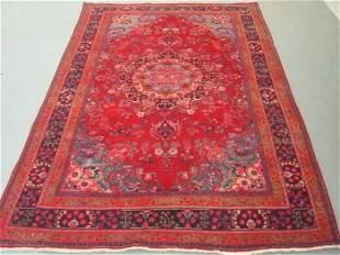 Unique Beauty Large Persian Mashad Carpet 10x6