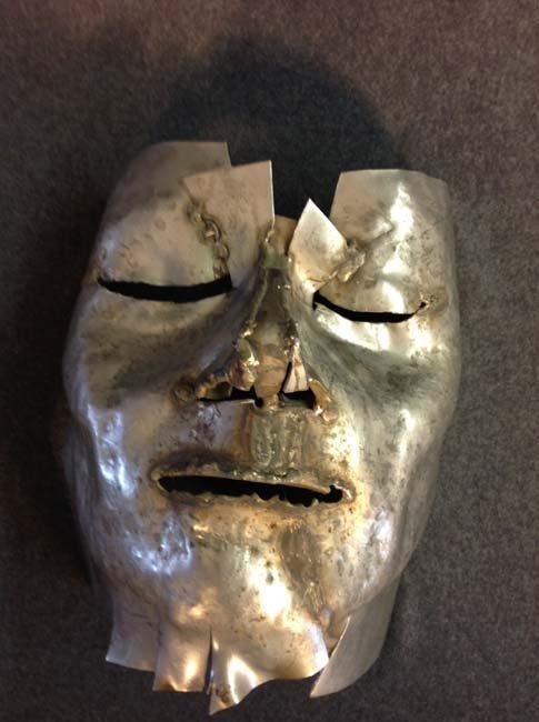 Metal Mask by Marian Owczarski