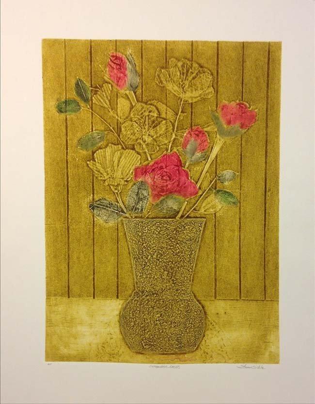 September Roses by Steven Sickle