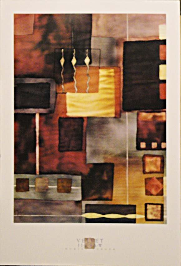 Velvet Jigsaw by Muriel Verger