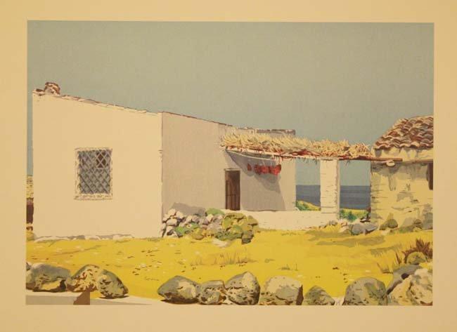 Ustica by A. Rabolini