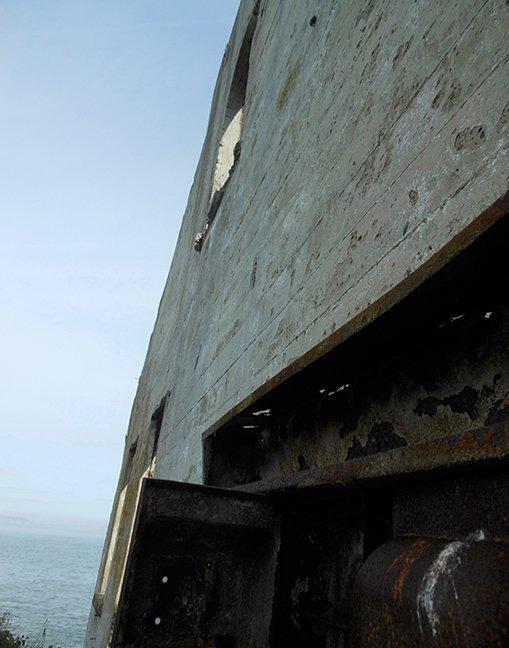 Alcatraz I by Phil Gilchrist