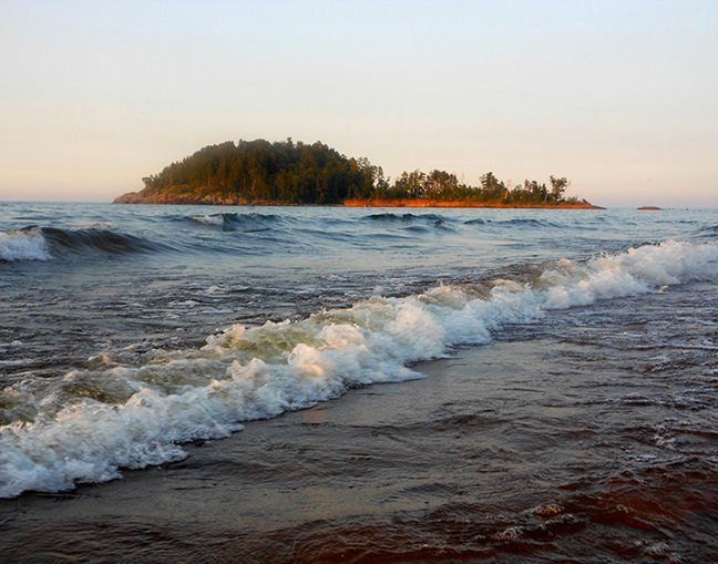 Little Presque Isle by Phil Gilchrist