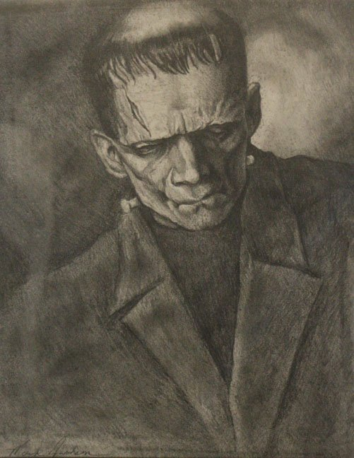 Frankenstein by by Mark Jackson