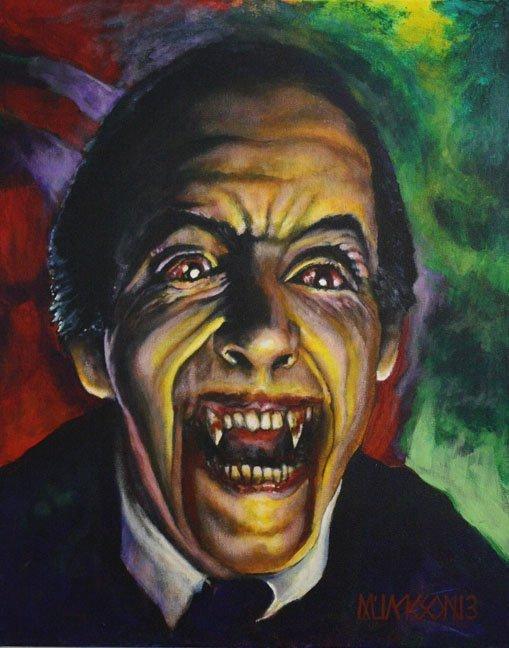 Dracula by Mark Jackson