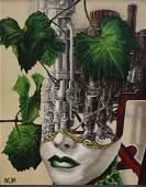Eleusinian Matrix by Mark Jackson
