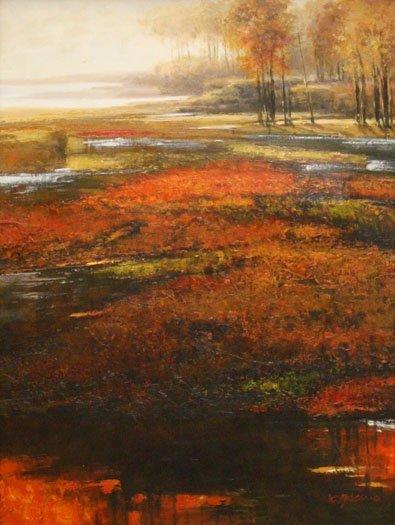 AutumnLandscape by K. Adams