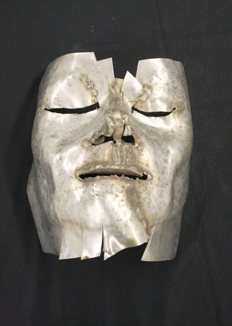 Large Upright Mask by Marian Owczarski