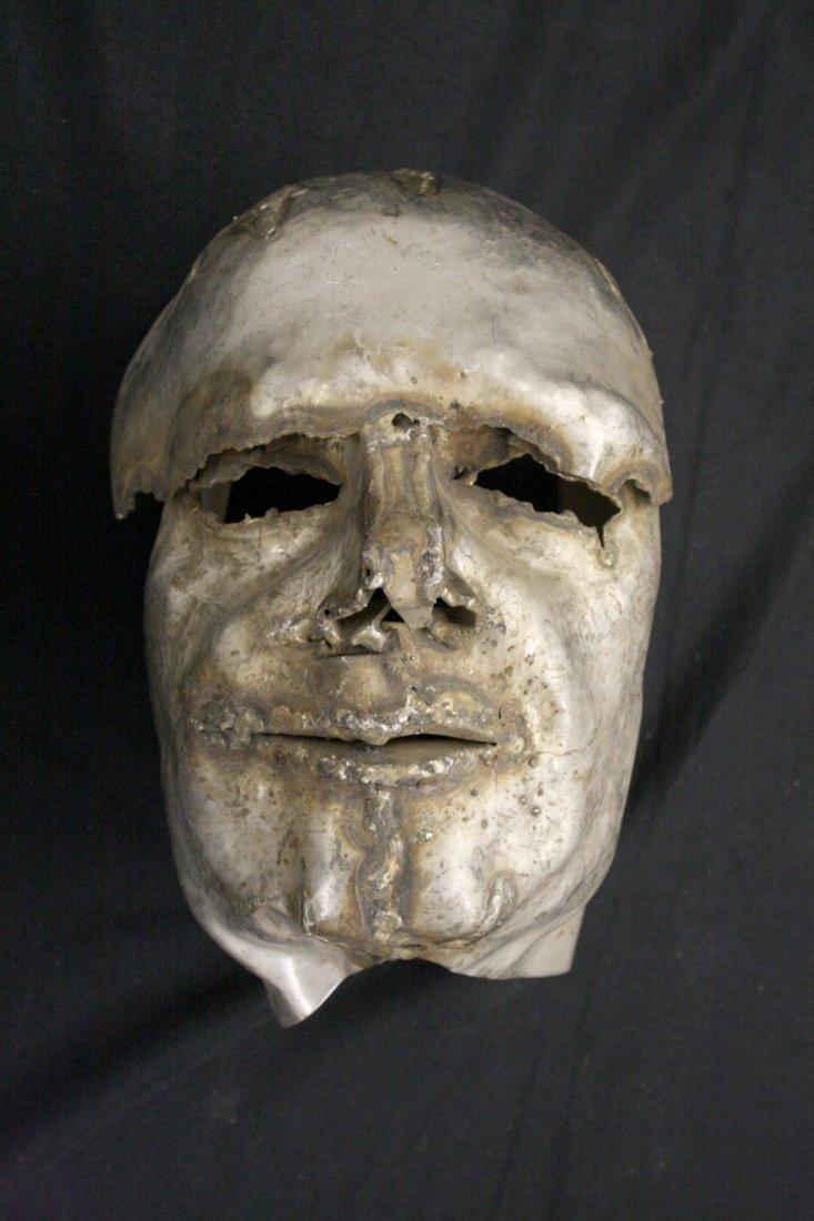 Large Mask #4 by Marian Owczarski