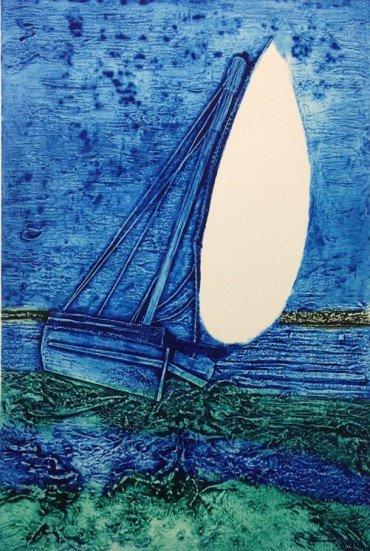Open Sea by Steven Sickle