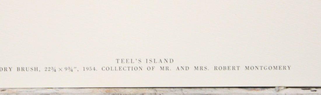 Teels Island by Andrew Wyeth - 3