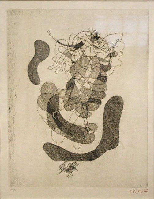 Hesiod Theogony by Georges Braque