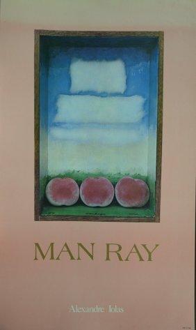 Man Ray by Alexandre Iolas
