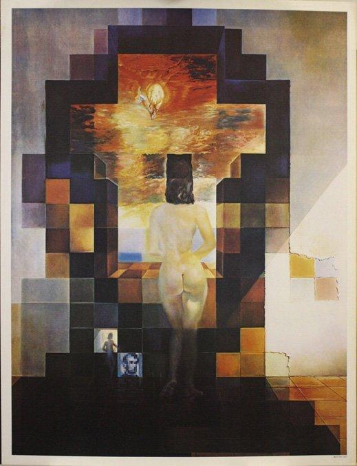 Licncoln Vision by Dali