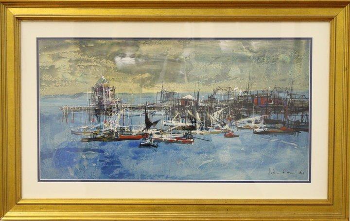 Pier and Docks by Nicola Simbari