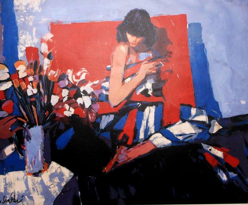 Josephina by Nicola Simbari