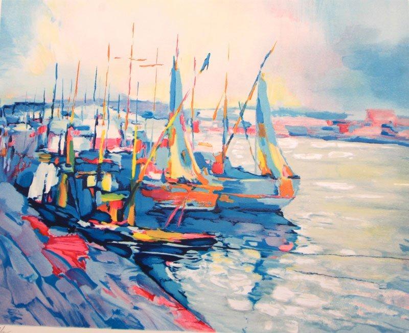 Port Jolley by Nicola Simbari